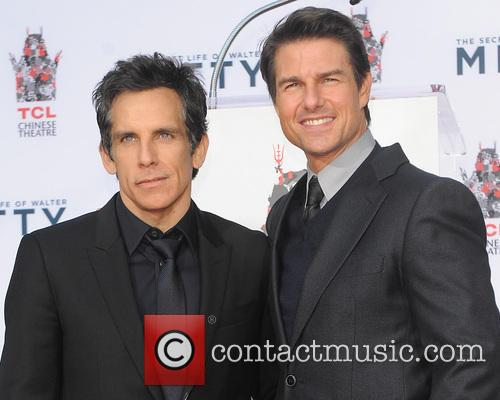 Ben Stiller and Tom Cruise 19