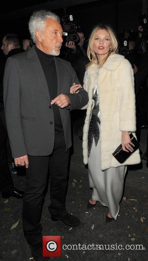 Sir Tom Jones and Kate Moss 2