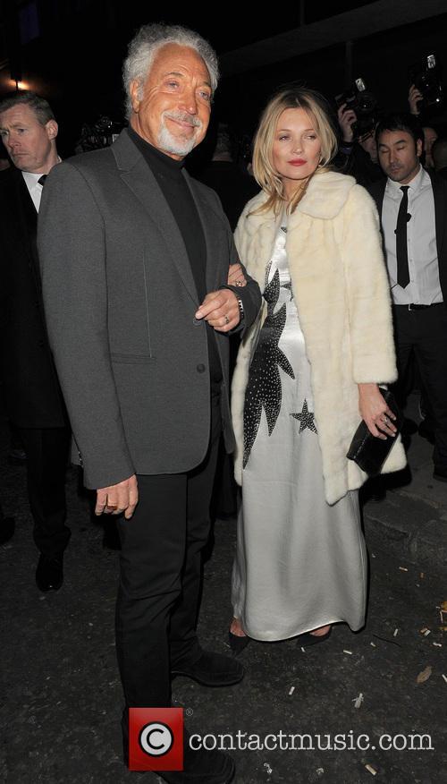 Sir Tom Jones and Kate Moss 3