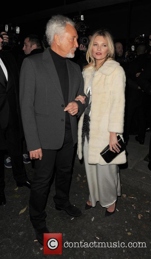 Sir Tom Jones and Kate Moss 4