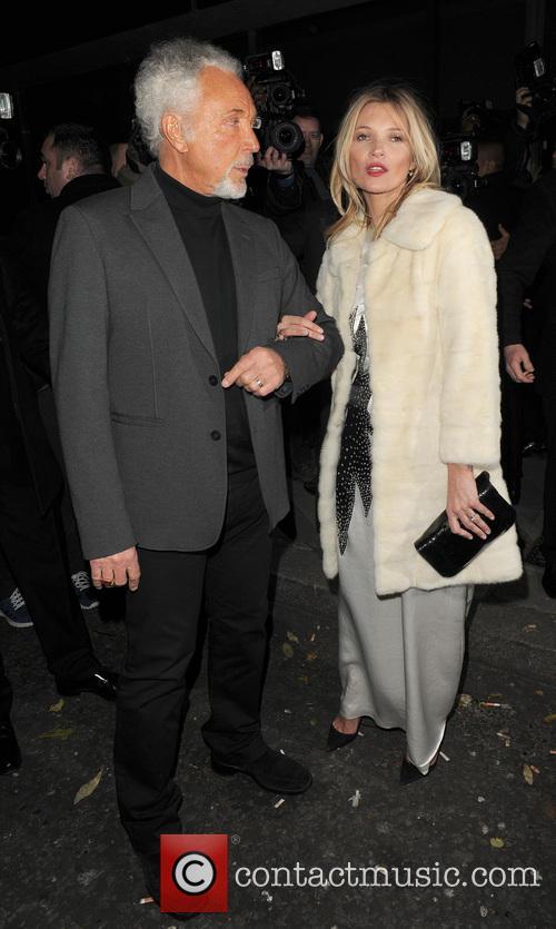 Sir Tom Jones and Kate Moss 6