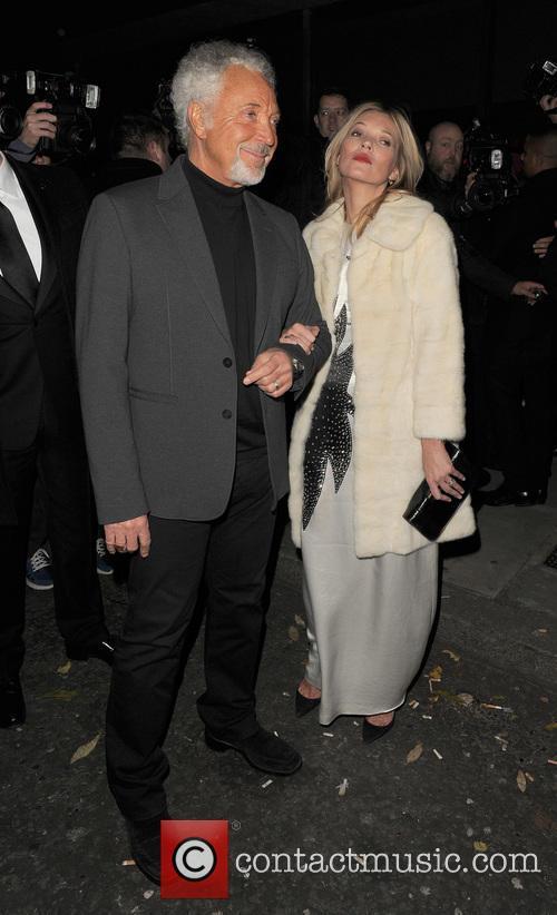 Sir Tom Jones and Kate Moss 7