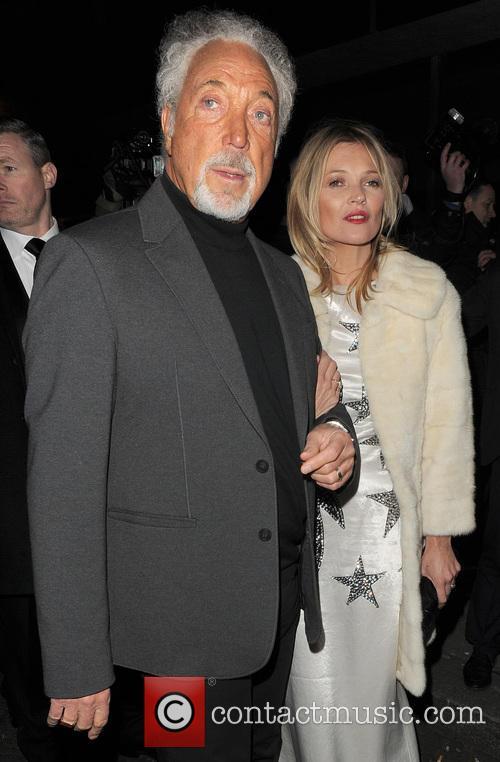 Sir Tom Jones and Kate Moss 1