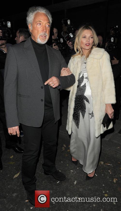 Sir Tom Jones and Kate Moss 8