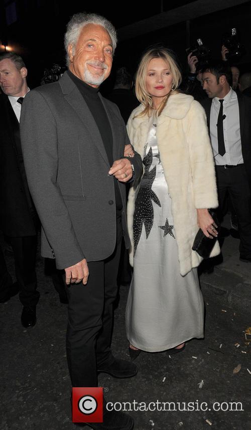 Sir Tom Jones and Kate Moss 9