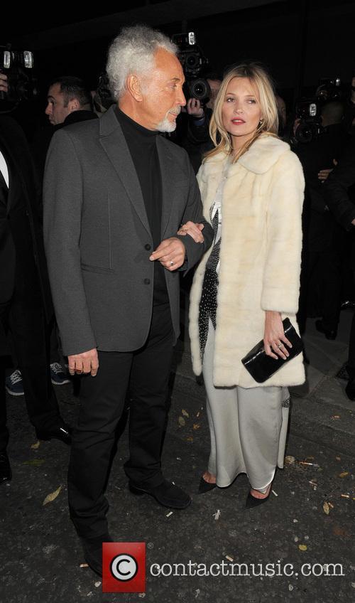Sir Tom Jones and Kate Moss 10