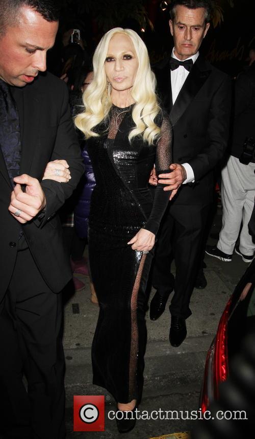 Celebs Hit-up Playboy after British Fashion Awards