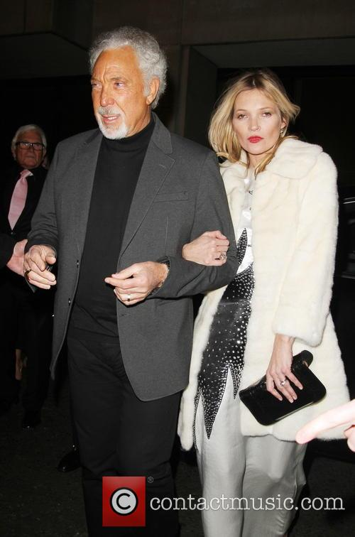 Kate Moss and Tom Jones 3