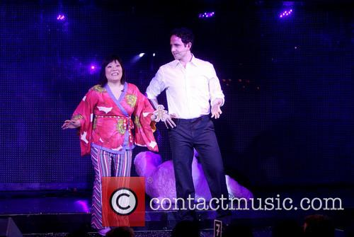 Ann Harada, Santino Fontana