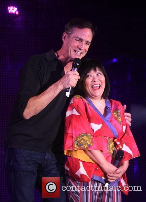 Howard McGillin and Ann Harada 1