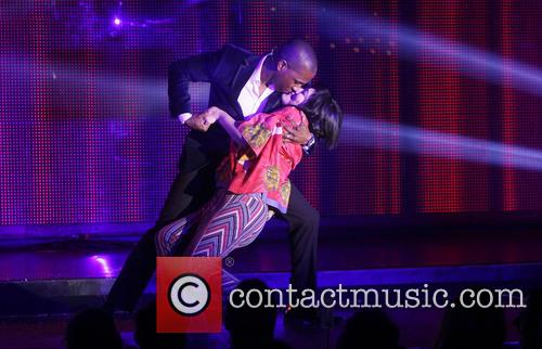 Leslie Odom Jr. and Ann Harada 2