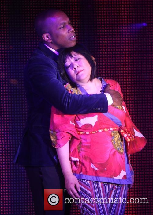 Leslie Odom Jr. and Ann Harada 3