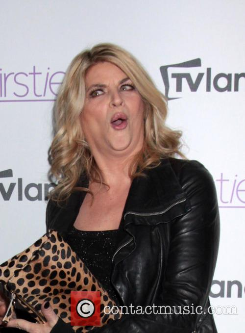 Kirstie Alley Series Premiere