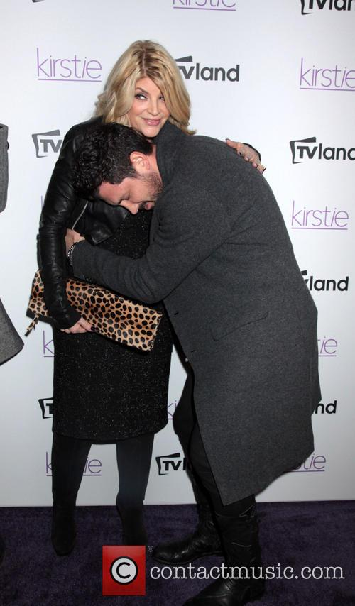 Kirstie Alley and Maksim Chmerkovskiy 3