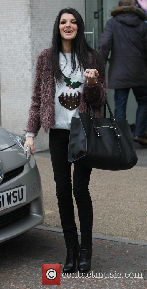 Natalie Anderson Leaving the ITV Studios