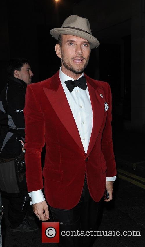 matt goss celebs arrive at kate moss 3979035