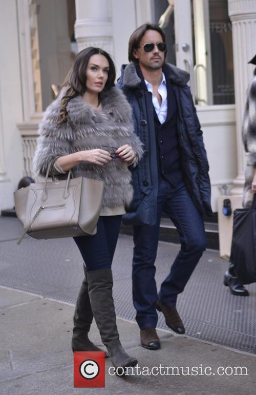 Tamara Ecclestone and Jay Rutland 15