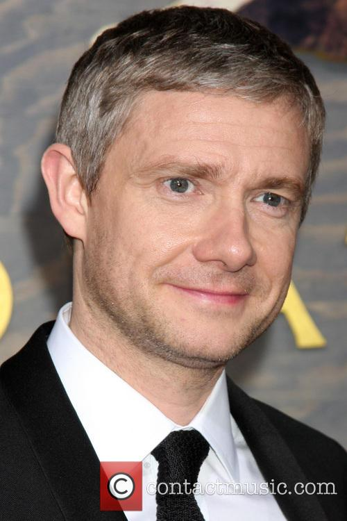 Martin Freeman, The Hobbit Premiere