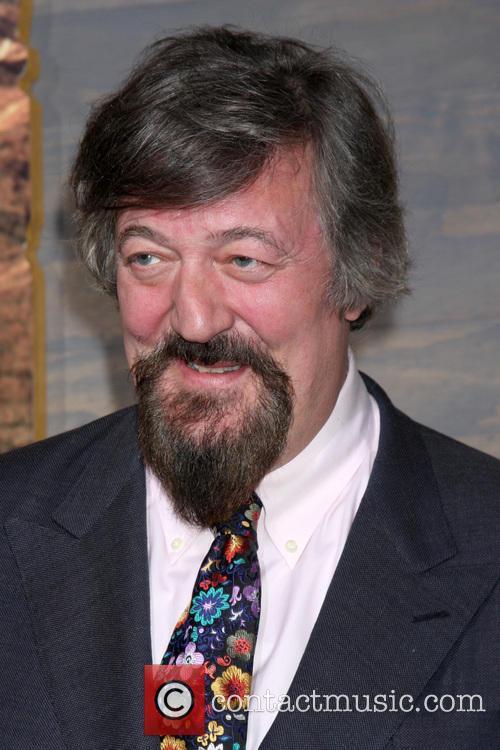 Stephen Fry, The Hobbit Premiere