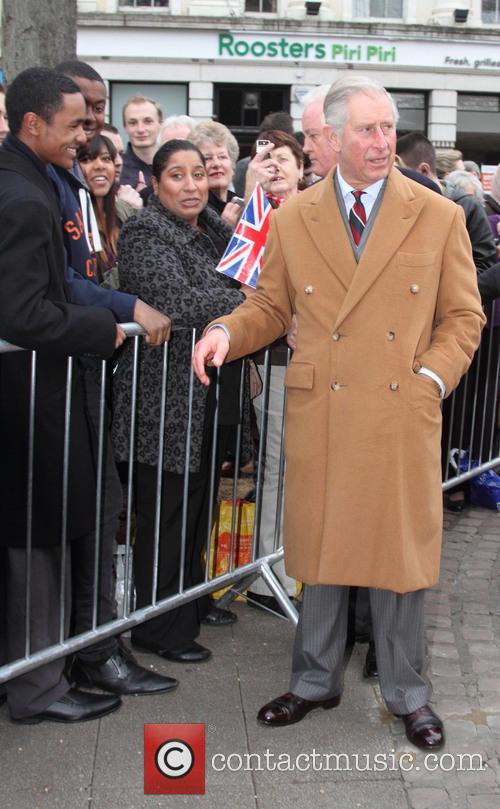 Prince Charles and Prince Of Wales 5