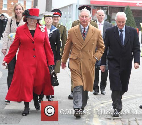 Prince Charles and Prince of Wales 13