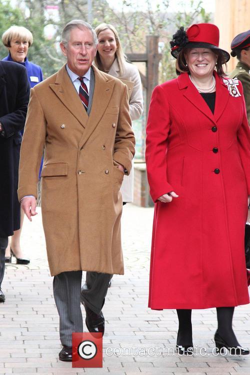 Prince Charles and Prince of Wales 32