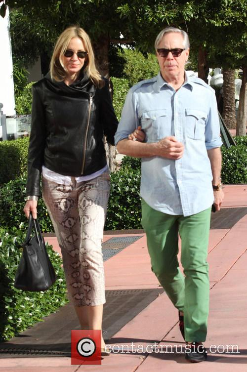 Tommy Hilfiger and Dee Ocleppo 2