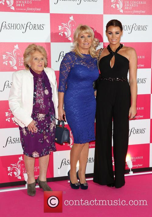 Carol Wright, Jessica Wright and Nanny Pat 2