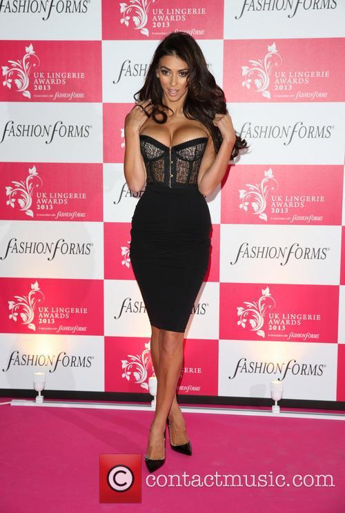 The UK Lingerie Awards 2013