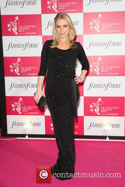 millie clode the uk lingerie awards 2013 3981397