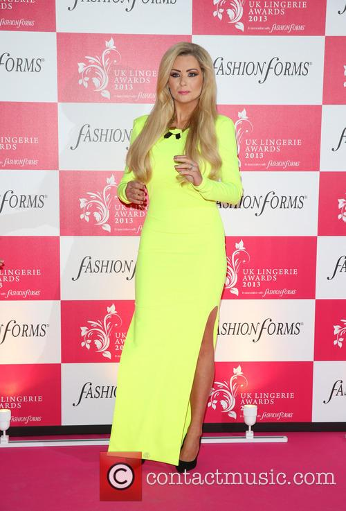 nicola mclean the uk lingerie awards 2013 3981402