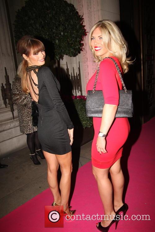 Chloe Simms and Frankie Essex 2