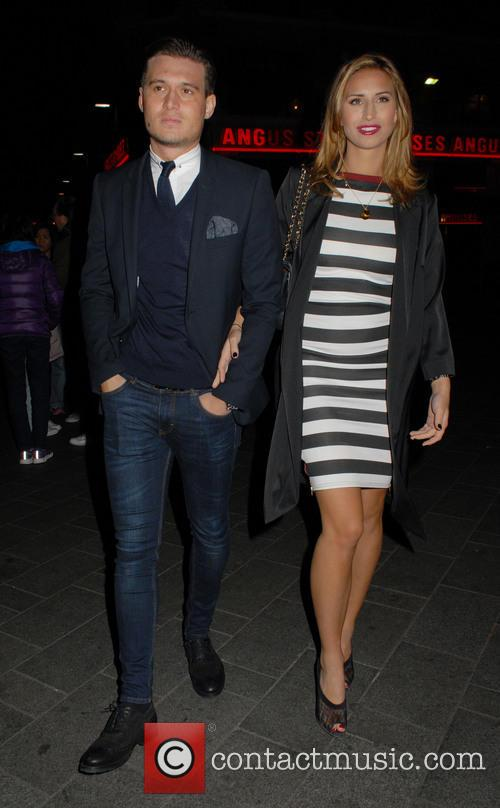 Charlie Sims and Ferne Mccann 4