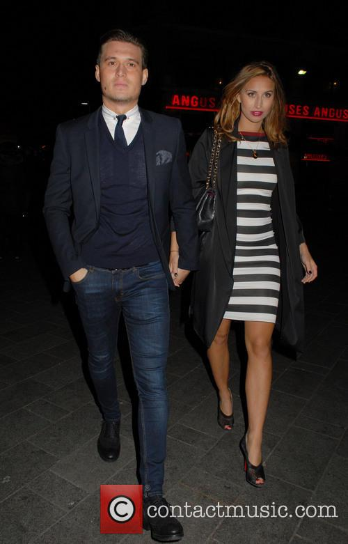 charlie sims ferne mccann a night with nick 3981622