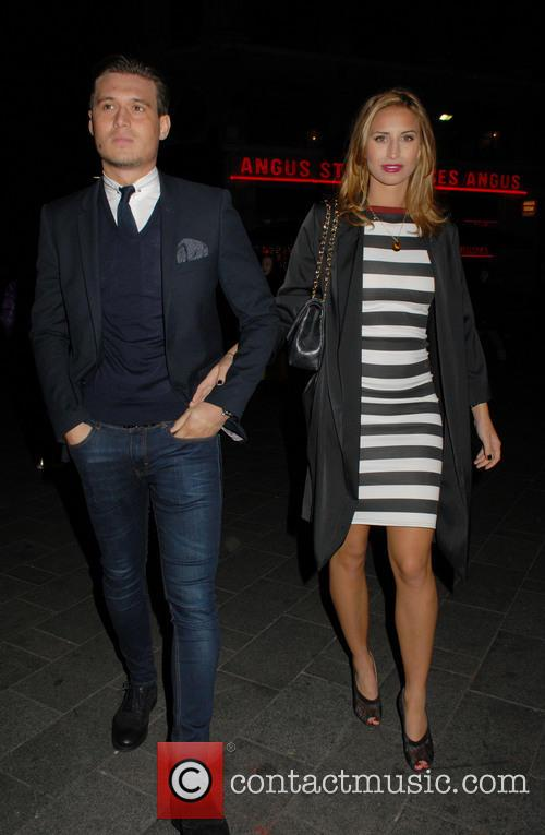 Charlie Sims and Ferne Mccann 7