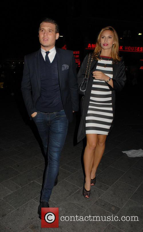 Charlie Sims and Ferne Mccann 8