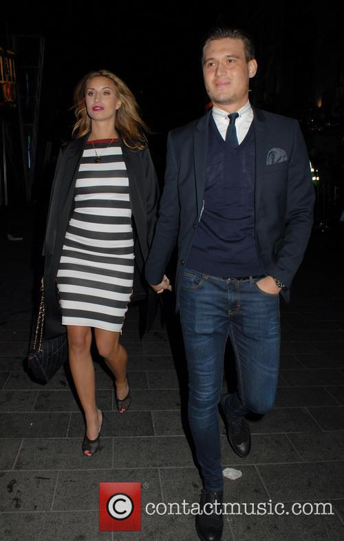Ferne Mccann and Charlie Sims 2