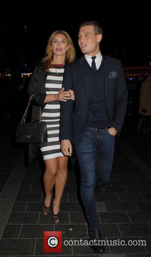 Ferne Mccann and Charlie Sims 3