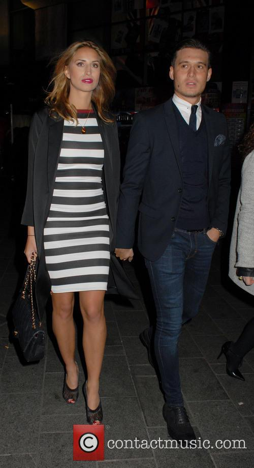 Ferne Mccann and Charlie Sims 5