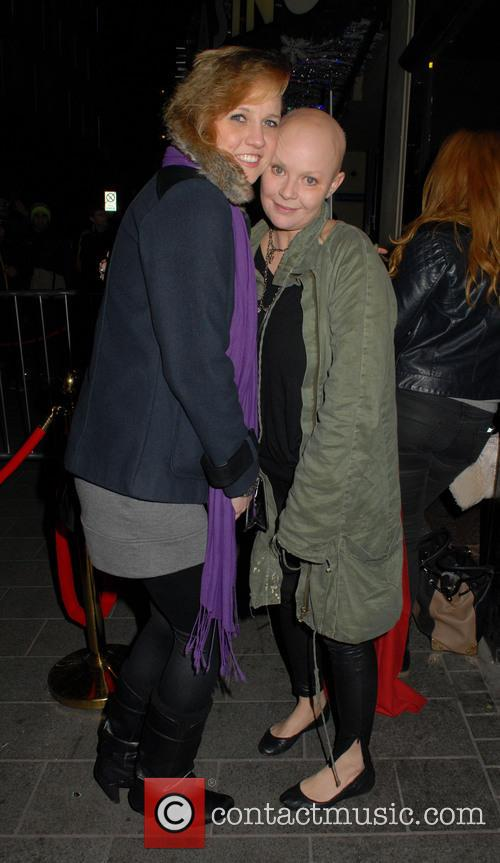 gail porter a night with nick at 3981623