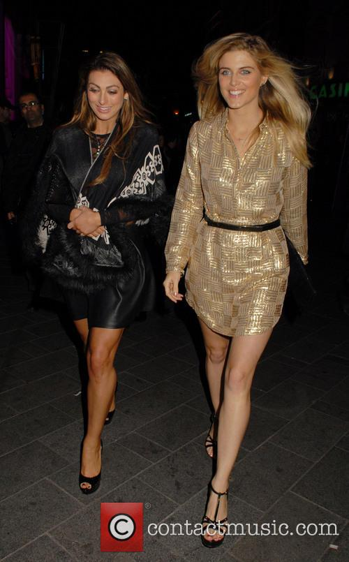 Luisa Zissman and Ashley James 2