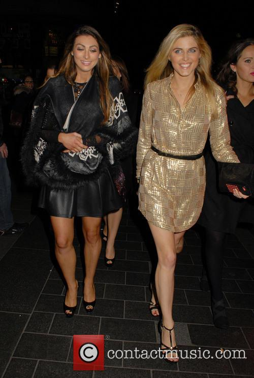 Luisa Zissman and Ashley James 1
