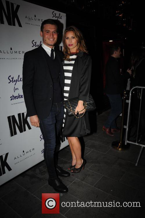 Ferne Mccann and Charlie Sims 8