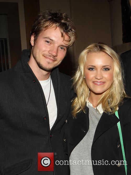 Nathan Keyes and Emily...