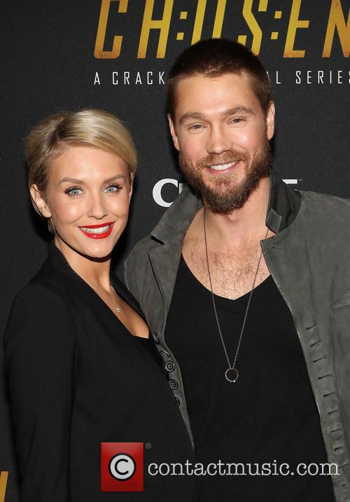 Nicky Whelan and Chad Michael Murray 2