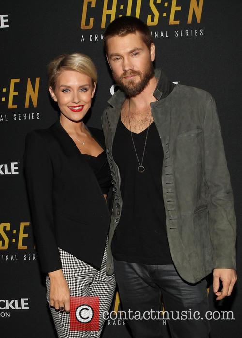 Nicky Whelan and Chad Michael Murray 7