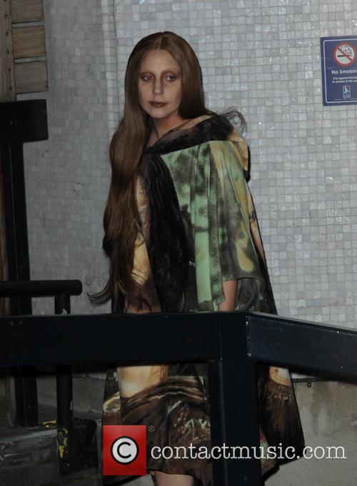 Lady Gaga 9