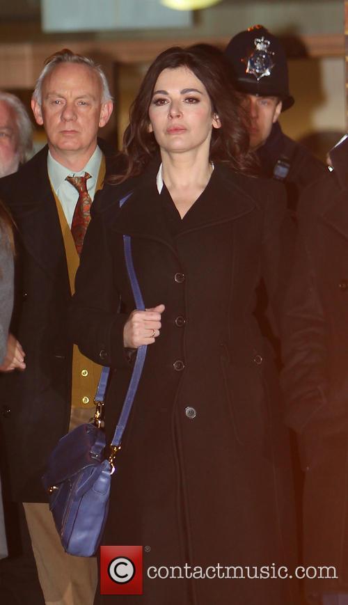 Nigella Lawson court departure