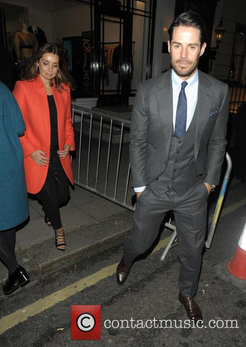 Louise Redknapp and Jamie Redknapp 1