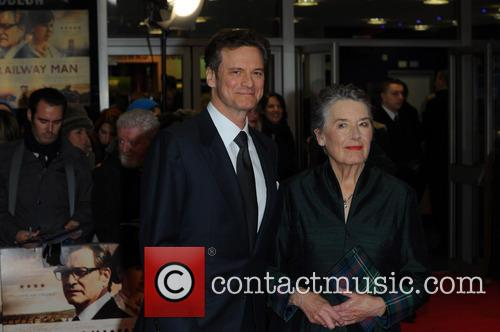 Colin Firth and Patti Lomax 5